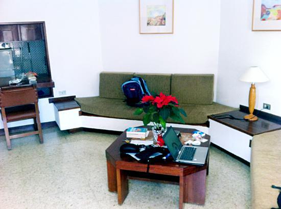 Datasol: Wohnzimmer