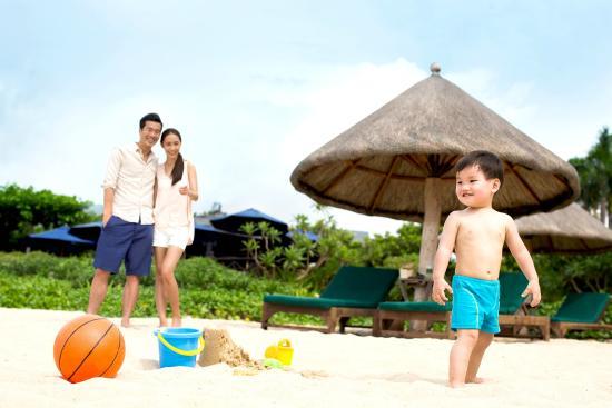Sanya Marriott Yalong Bay Resort & Spa: Family Activity