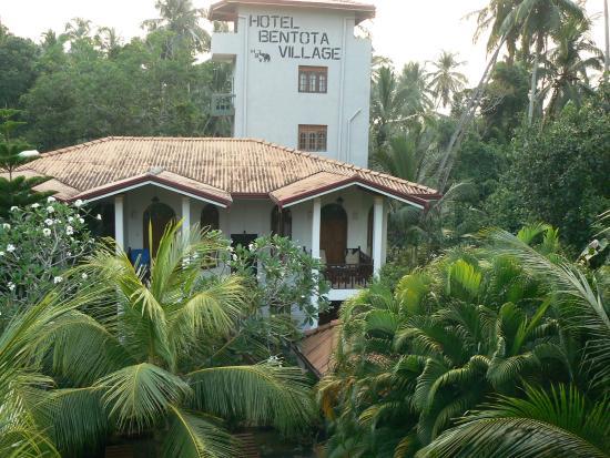Hotel Bentota Village: Hotelansicht