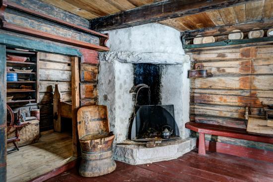 Tinn Municipality, Norwegia: Tinn Museum er et folkemuseum