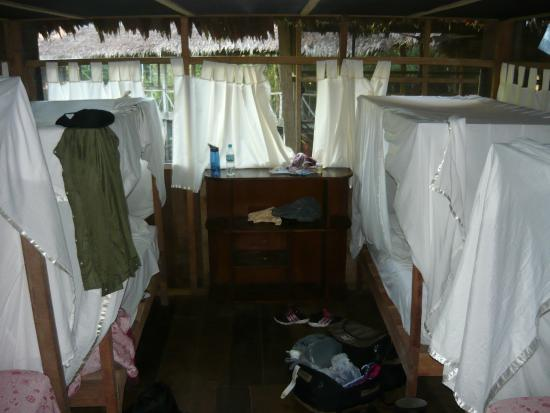 Amazonia Expeditions' Tahuayo Lodge: Simple room