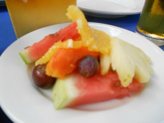 Hotel Tim Bamboo: Fresh Local Fruits (Breakfast)