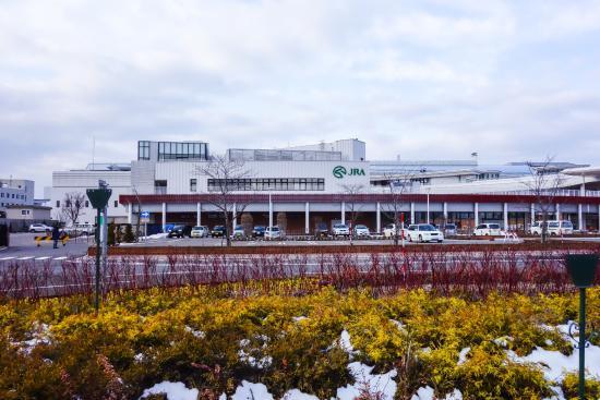 Hakodate Horse Racetrack: 外觀