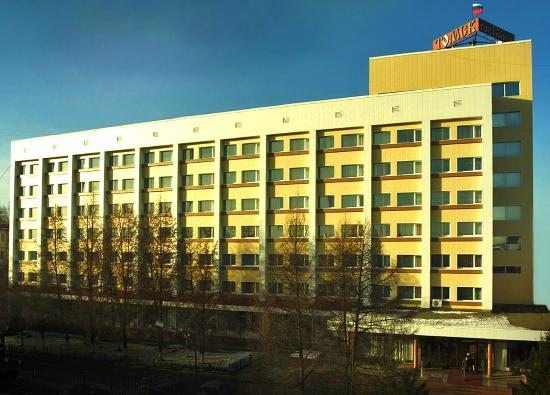 Гостиница Томск