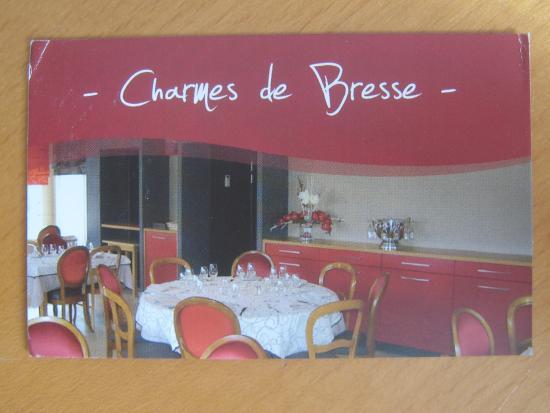 Curtafond, France : Excellent restaurant...