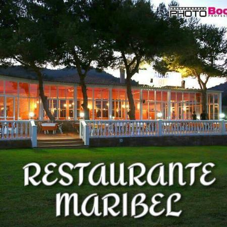 Restaurante Maribel: TERRAZA ABIERTA NOCHE