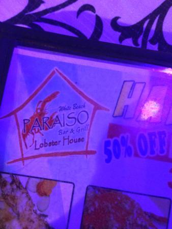 Paraiso Grill: venue