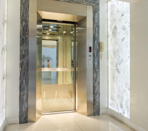 Pratunam City Inn: Lift