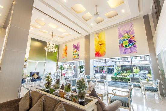 Pratunam City Inn: Lobby