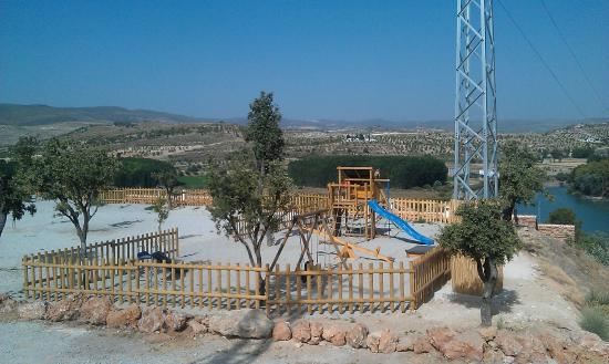 Complejo Rural el Molinillo: Zona infantil