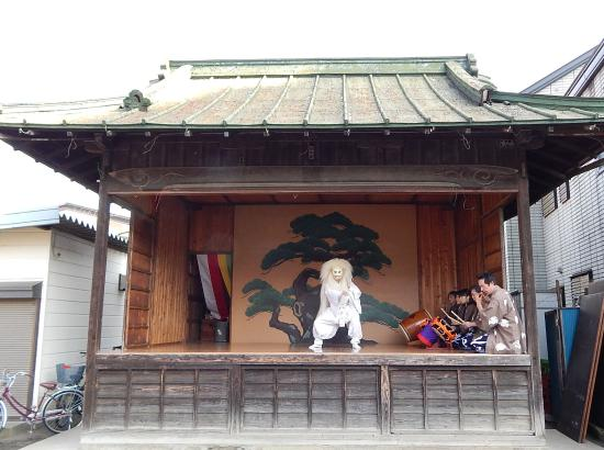 Kawagoe Kumano Shrine