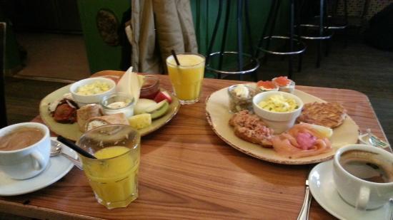 Gorki Park: Russisk og ost