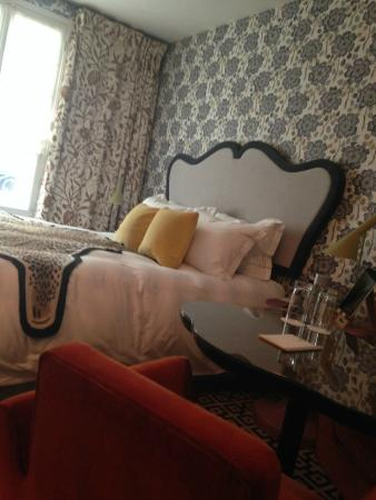 Hotel Thoumieux : chambre