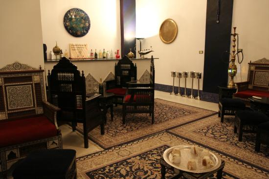 Mara House: Salahadeen Bar
