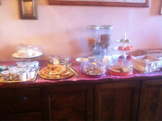 De' Benci Bed and Breakfast in Firenze: Colazione