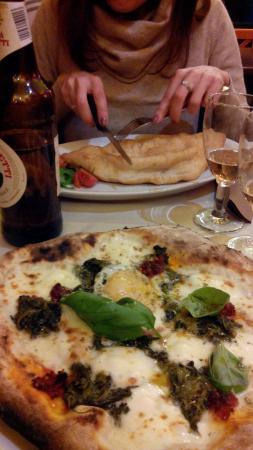 Pizza Man - Via Carlo del Prete: pizza e calzone