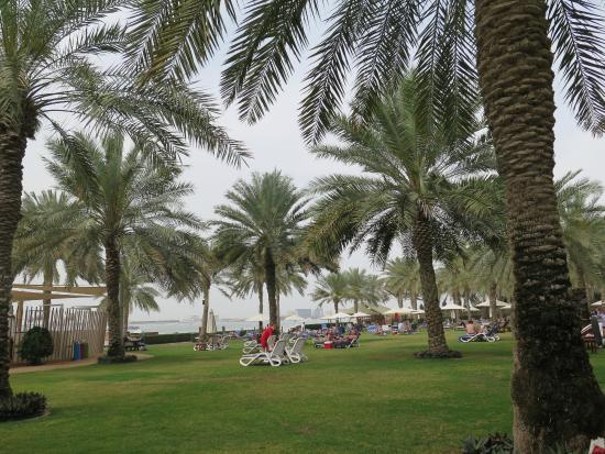Sheraton Jumeirah Beach Resort: Garden 8