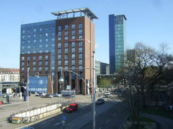 Intercity Hotel Freiburg