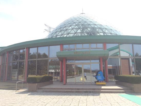 Noshiro, Japan: 熱帯植物園 サザンドーム能代