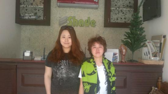 Shade Tourist Home : Korean guest !
