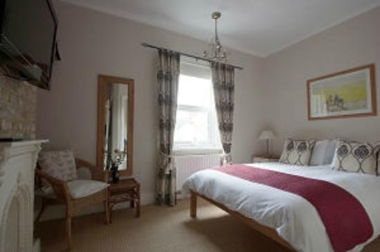 Gyves House: Double room