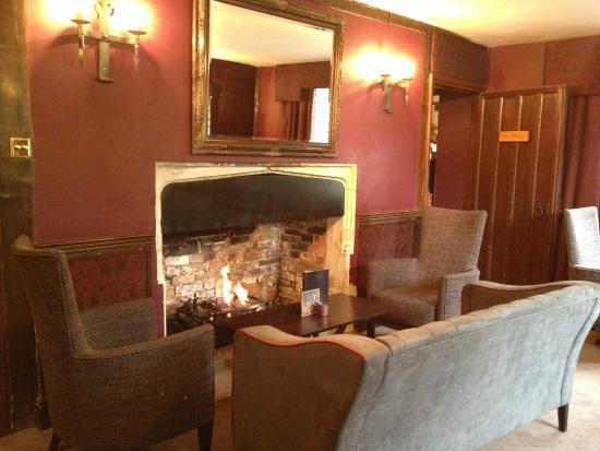 Langshott Manor Hotel Gatwick: Lounge