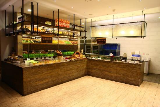 The Splendor Hotel Taichung: 餐廳