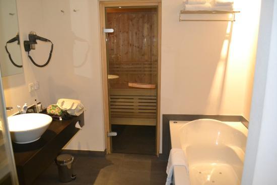 Amsterdam Hotel Sauna