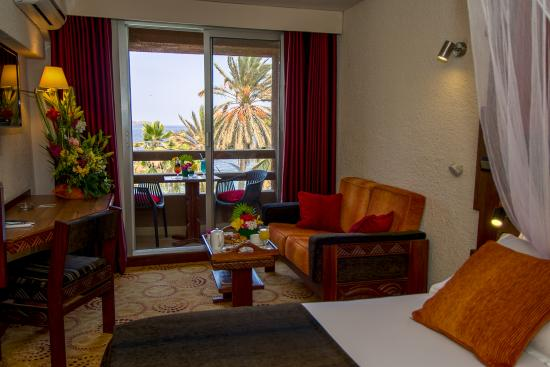 Savana Jardin-Hotel Dakar: Chambre Deluxe
