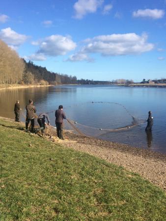 Paxton House: Net Fishing