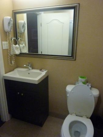 San Mateo, Kalifornien: Salle de bains