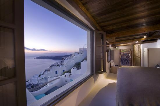 Sophia Suites Santorini : Efhari s view picture of sophia luxury suites imerovigli