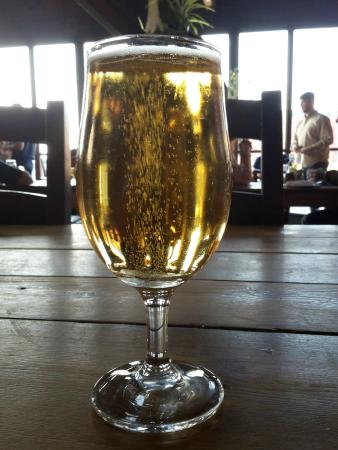 Telford's Warehouse: Cider on tap