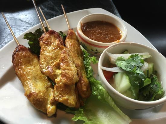 On's Thai Kitch, Saint Paul - Menu