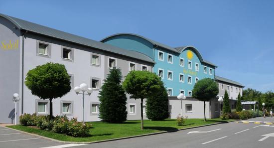 Hotel Roi Soleil Strasbourg Aeroport