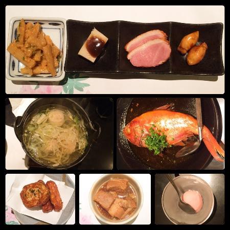 Sengokuhara Shinanoki Ichinoyu: Dinner night 2