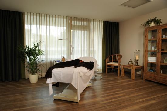 Hotel Sonnenhügel: Behandlungsraum Kosmetik/Massage