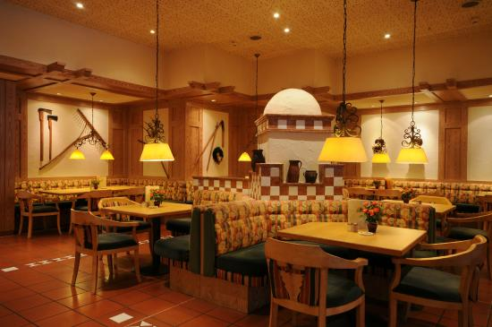 Hotel Sonnenhügel: Restaurant