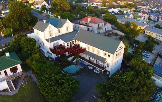 Aerial View - Knysna Manor House