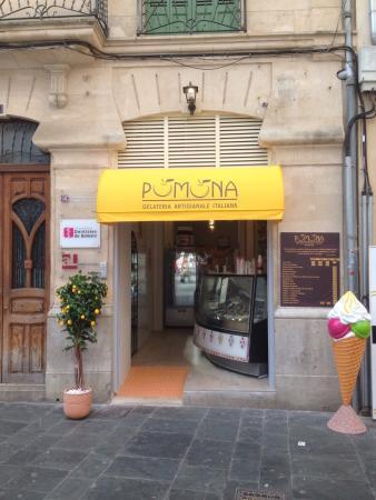 Pomona gelateria artigianale italiana