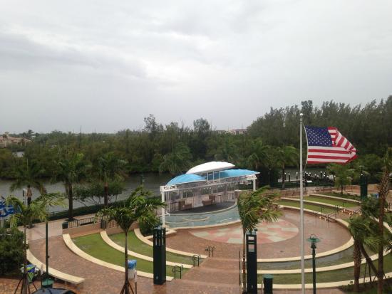 Jupiter, FL: Amphitheater view