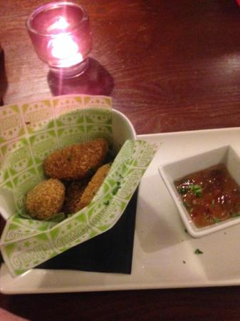 Chiquito - Croydon: 'Chilli Poppers with a Jalapeno Jelly'