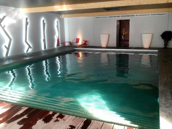 Hotel Le M Honfleur: spa