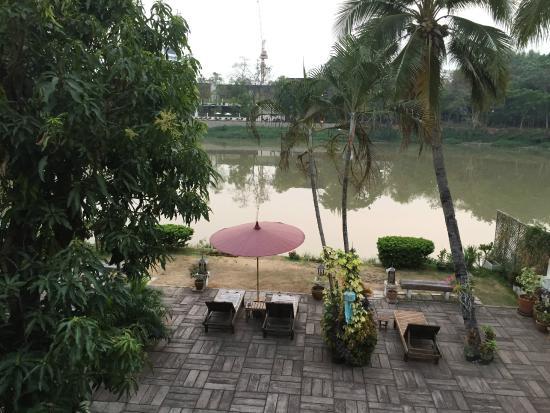 Baan Ing Ping: Jardim