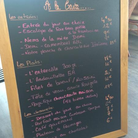 Restaurant Golf De Saint Avit