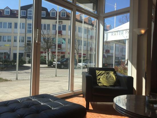 Raeter-Park Hotel: Vista esterna