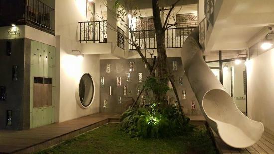 The Artel Nimman Hotel: ดีไซน์ของโรงแรม