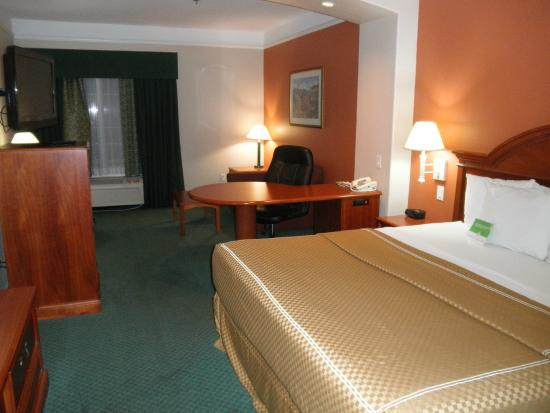 La Quinta Inn & Suites Mercedes: King room