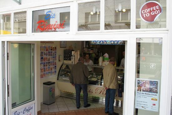 Gaggenau, ألمانيا: persönlicher Service