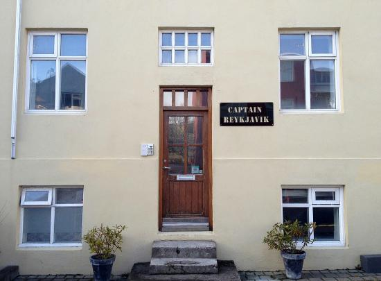 Captain Reykjavik Guesthouse